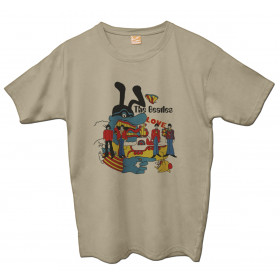 Camiseta The Beatles - Yellow Submarine