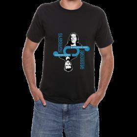 Camiseta Humberto Gessinger - Canções de Amor, Filmes de Guerra