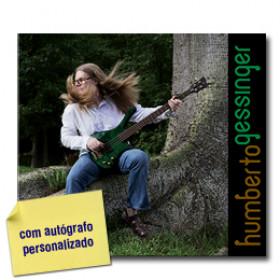 CD INSULAR - Humberto Gessinger - com autógrafo personalizado [Postagem em até 25 dias úteis]