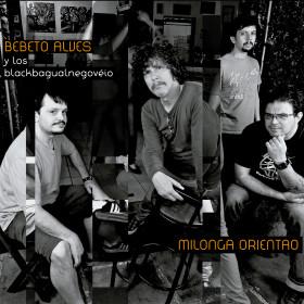 CD Milonga Orientao - Bebeto Alves