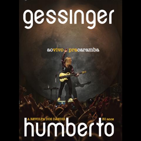 DVD + CD AO VIVO PRA CARAMBA - c/ Autógrafo Personalizado (ENVIO PREVISTO A PARTIR DE 16/maio)