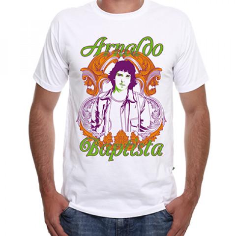 Camiseta Arnaldo Baptista - Ilustração