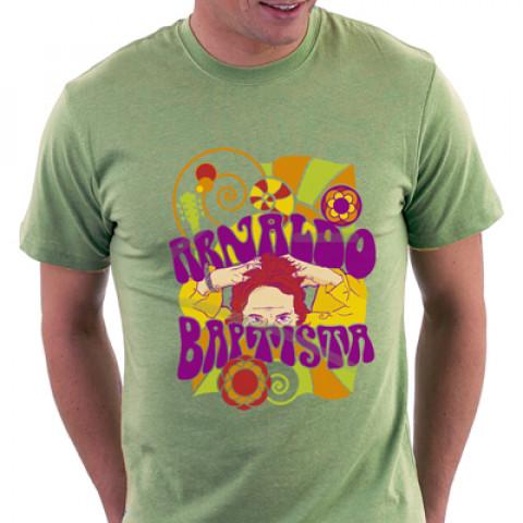 Camiseta Arnaldo Baptista