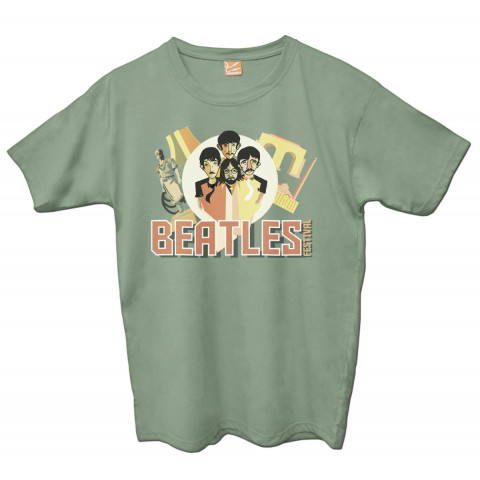 Camiseta Beatles Festival