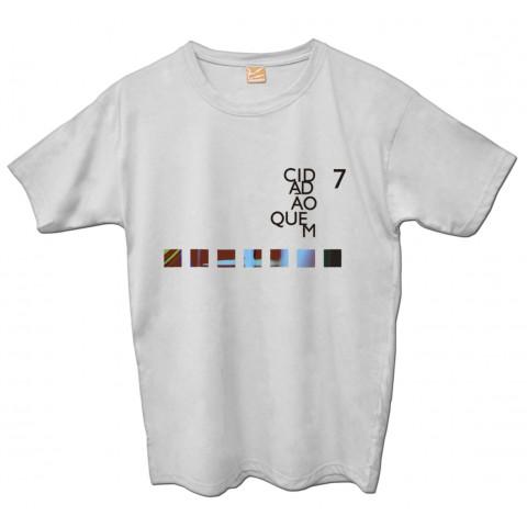 Camiseta Cidadão Quem - 7
