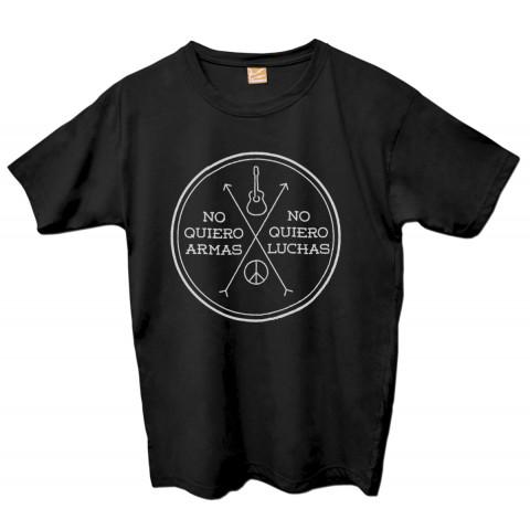 Camiseta Cidadão Quem - No Quiero Armas