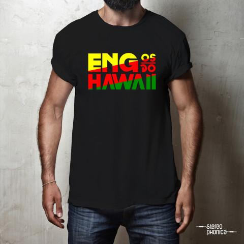 Camiseta Engenheiros do Hawaii - RS