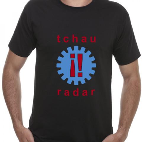 Camiseta HG - ¡Tchau Radar! - (PRAZO P/ ENVIO - ATÉ 5 DIAS ÚTEIS)