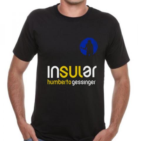 Camiseta Humberto Gessinger Insular ao Vivo