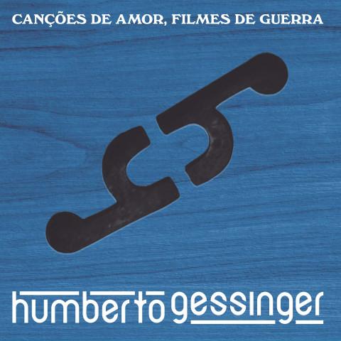 LP Vinil Humberto Gessinger - Canções de Amor, Filmes de Guerra - s/ autógrafo (envio imediato)