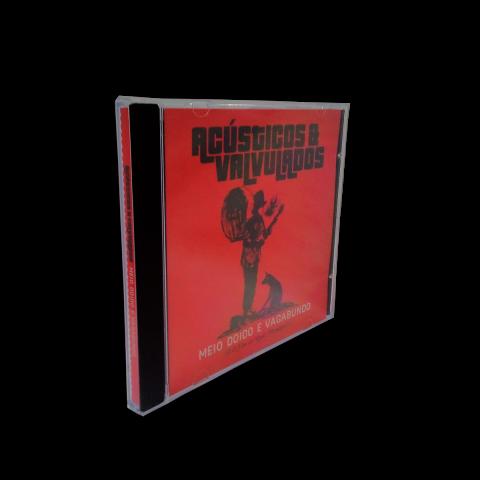 CD  - Acústicos e Valvulados - Meio Doido e Vagabundo