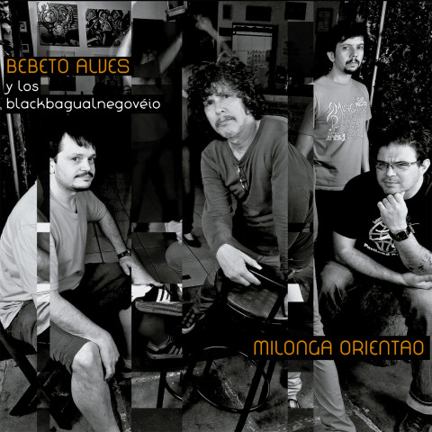 CD Milonga Orientao - Bebeto Alves