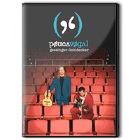DVD Pouca Vogal - Ao Vivo em Porto Alegre [Frete Grátis]