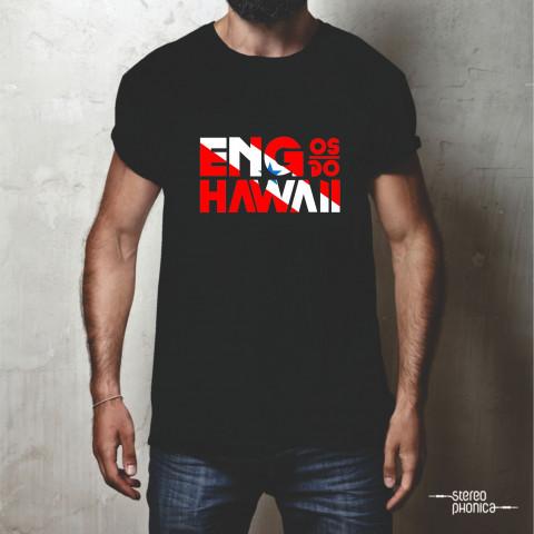 Camiseta Engenheiros do Hawaii - Pará