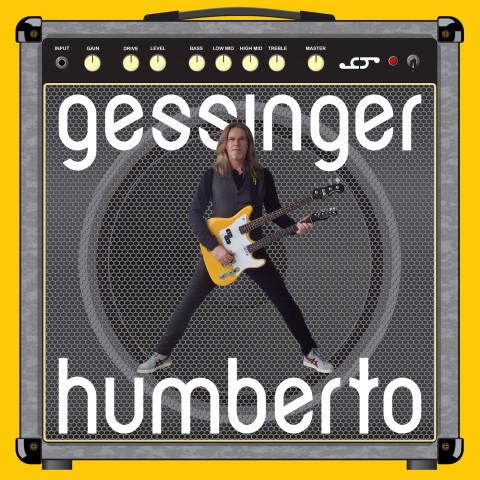 Vinil Compacto Humberto Gessinger - Desde Aquela Noite - c/ autógrafo personalizado