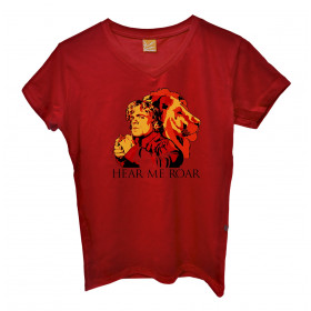 Camiseta Game of Thrones - Lannister