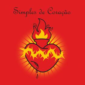 Camiseta HG - Simples de Coração - (PRAZO P/ ENVIO - ATÉ 5 DIAS ÚTEIS)