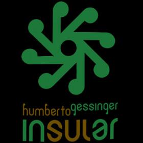 Camiseta Humberto Gessinger - Logo Insular