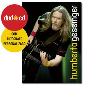 DVD + CD Humberto Gessinger Insular Ao Vivo - c/ Autógrafo Personalizado