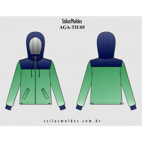AGASALHO INFANTOJUVENIL ACOLCHOADO (AGA-TIU05)