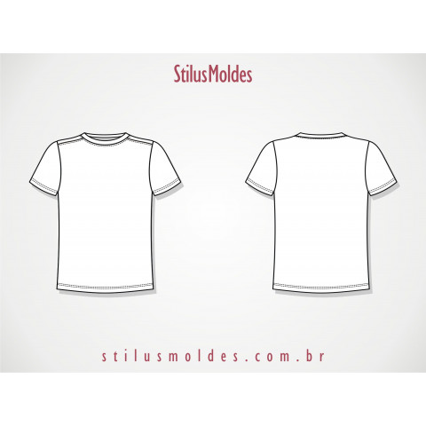 BABY LOOK MASCULINA  (CAM-MM04)