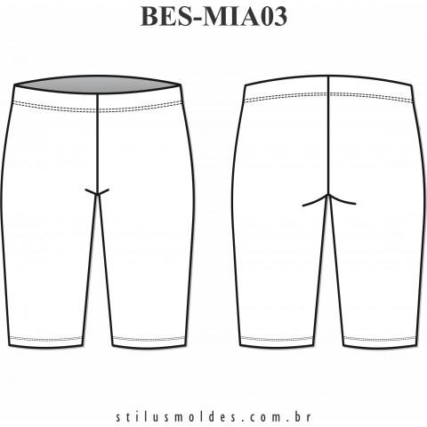BERMUDA INFANTOJUVENIL (BES-MIA03)