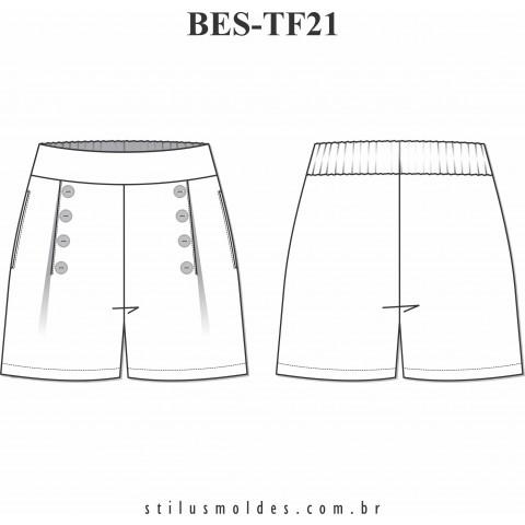 SHORTS (BES-TF21)