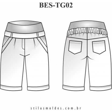 BERMUDA GESTANTE (BES-TG02)