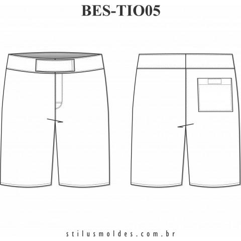 BERMUDA SURF INFANTOJUVENIL (BES-TIO05)