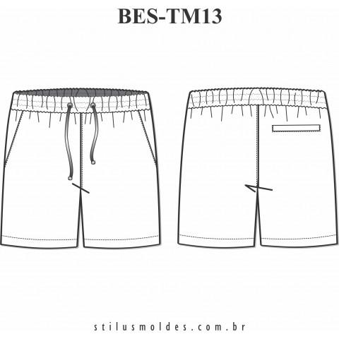BERMUDA MASCULINA E INFANTOJUVENIL ( BES-TM13)