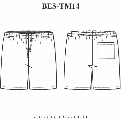 BERMUDA MASCULINA ( BES-TM14)