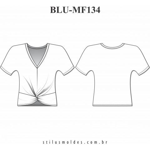 BLUSA MANGA JAPONESA (BLU-MF134)