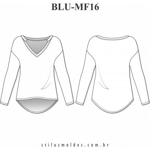 BLUSA OMBROS CAIDOS MULLET (BLU-MF16)