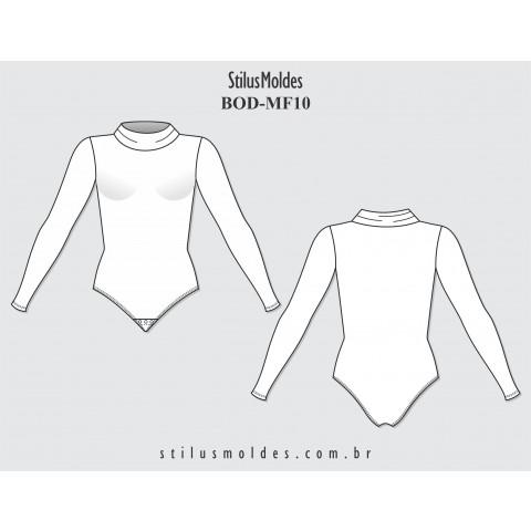 BODY GOLA ALTA (BOD-MF10)