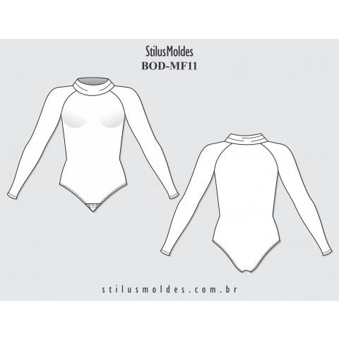 BODY GOLA ALTA (BOD-MF11)