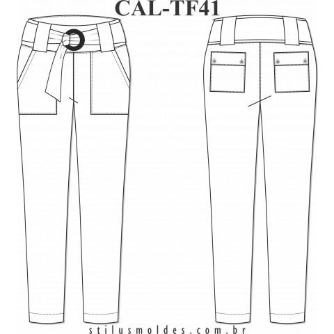 CALÇA FEMININA (CAL-TF41)