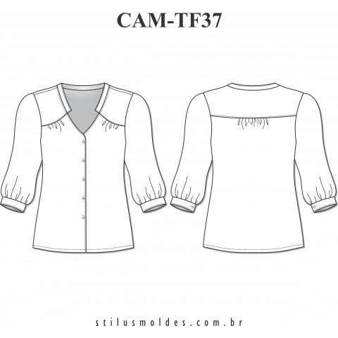 CAMISETE (CAM-TF37)