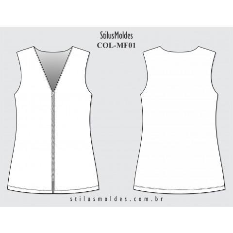 COLETE FEMININO (COL-MF01)