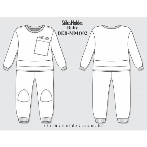 CONJUNTO BABY (BEB-MMO02)