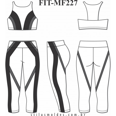 CONJUNTO FITNESS (FIT-MF227)
