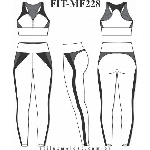 CONJUNTO FITNESS (FIT-MF228)