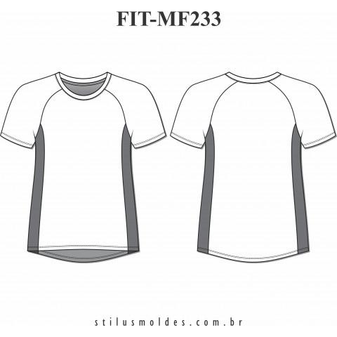 BLUSA FITNESS (FIT-MF233)