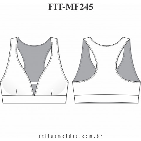 TOP FITNESS (FIT-MF245)
