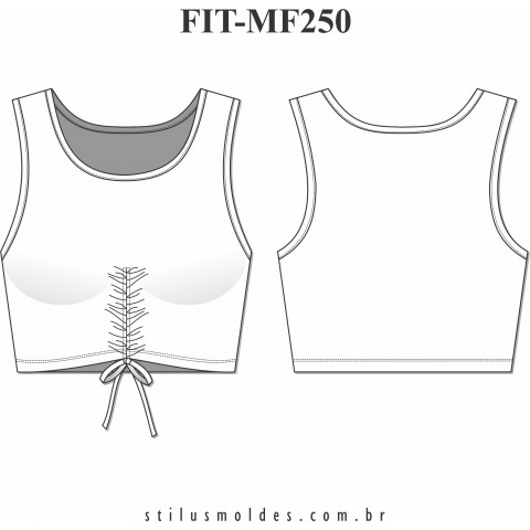 TOP FITNESS (FIT-MF250)
