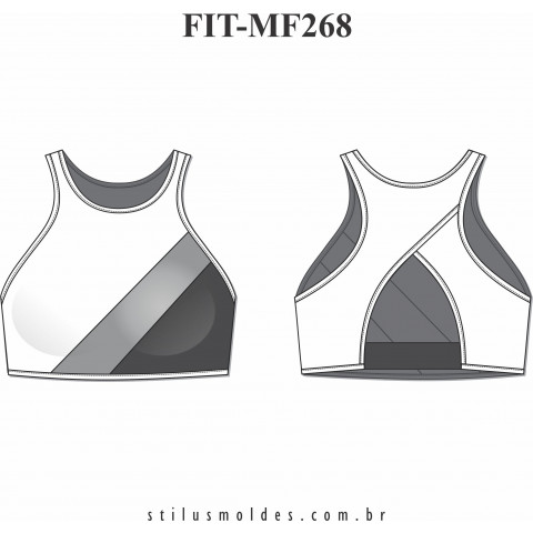 TOP FITNESS (FIT-MF268)