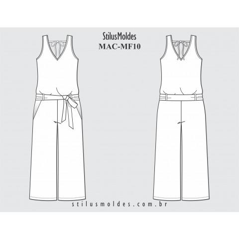MACACÃO PANTACOURT (MAC-MF10)