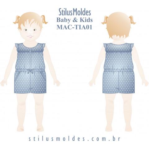 MACAQUINHO BABY & KIDS (MAC-TIA01)