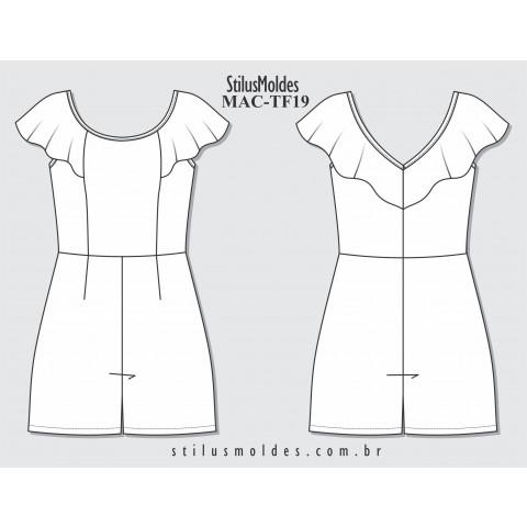 MACAQUINHO (MAC-TF19)
