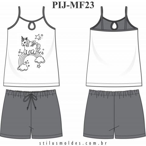 PIJAMA FEMININO (PIJ-MF23)