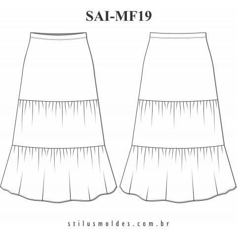 SAIA LONGA (SAI-MF19)